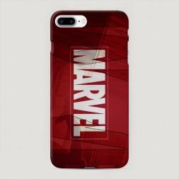 Пластиковый чехол Марвел на iPhone 7 Plus