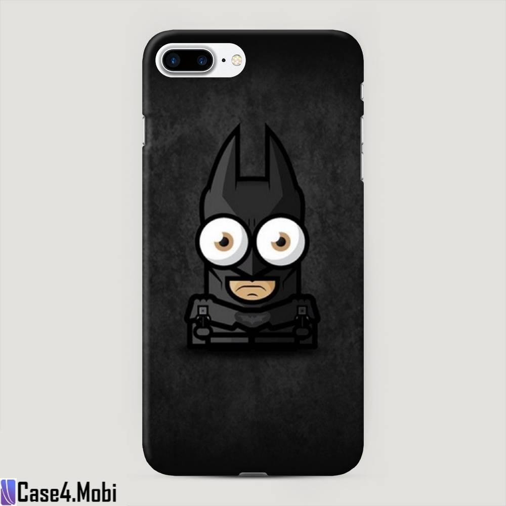 Пластиковый чехол Мини Бэтмен на iPhone 7 Plus
