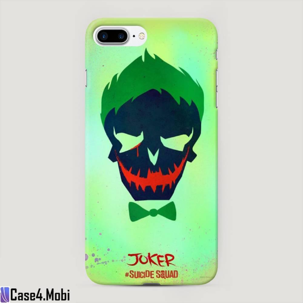 Пластиковый чехол Джокер на iPhone 7 Plus