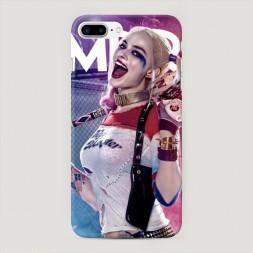 Пластиковый чехол Смех Харли на iPhone 7 Plus