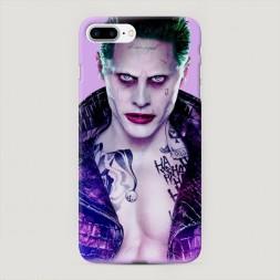 Пластиковый чехол Спокойный Джокер на iPhone 7 Plus