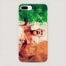 Пластиковый чехол Макгрегор Ирландия на iPhone 7 Plus