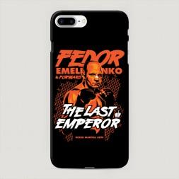 Пластиковый чехол Последний император на iPhone 7 Plus