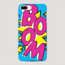 Пластиковый чехол Boom на iPhone 7 Plus