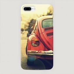 Пластиковый чехол Ретро авто на iPhone 7 Plus