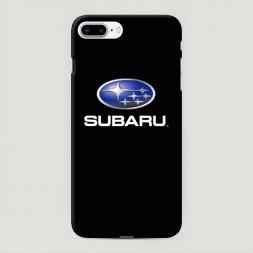 Пластиковый чехол Subaru на iPhone 7 Plus