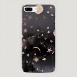 Пластиковый чехол Космическая сказка на iPhone 7 Plus