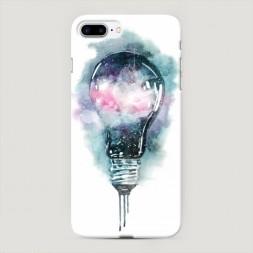 Пластиковый чехол Волшебная лампа на iPhone 7 Plus