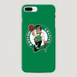 Пластиковый чехол Бостон Селтикс на iPhone 7 Plus