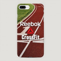 Пластиковый чехол Reebok crossfit на iPhone 7 Plus