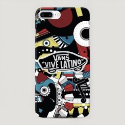 Пластиковый чехол Vans Vive datino на iPhone 7 Plus