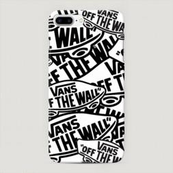 Пластиковый чехол Vans off the wall на iPhone 7 Plus