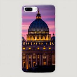 Пластиковый чехол Собор Святого Петра на iPhone 7 Plus