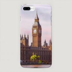 Пластиковый чехол Биг Бэн на iPhone 7 Plus