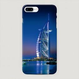 Пластиковый чехол Бурдж Эль Араб на iPhone 7 Plus