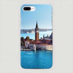 Пластиковый чехол Церковь Сан-Джорджио на iPhone 7 Plus
