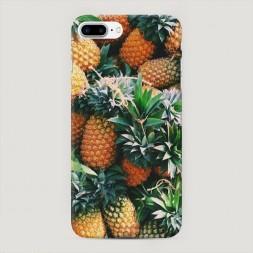 Пластиковый чехол Ананасовое счастье на iPhone 7 Plus