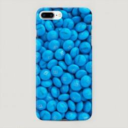 Пластиковый чехол Конфеки happy на iPhone 7 Plus
