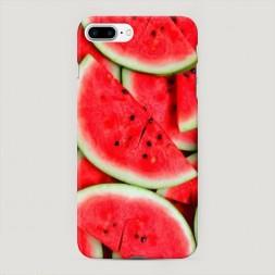 Пластиковый чехол Арбузное счастье на iPhone 7 Plus