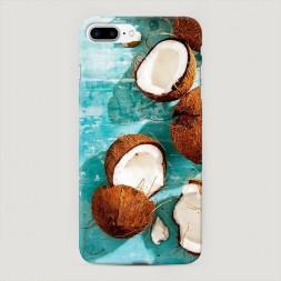 Пластиковый чехол Разбитые кокосы на iPhone 7 Plus