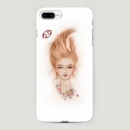 Пластиковый чехол Рак прическа на iPhone 7 Plus