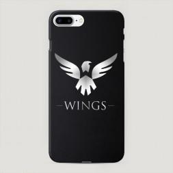 Пластиковый чехол Wings dota2 на iPhone 7 Plus