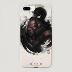 Пластиковый чехол Axe на iPhone 7 Plus