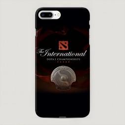 Пластиковый чехол the international на iPhone 7 Plus