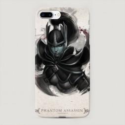 Пластиковый чехол Phantom assassin на iPhone 7 Plus