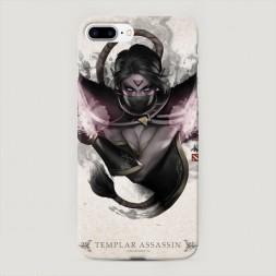 Пластиковый чехол Templar assassin на iPhone 7 Plus