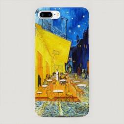 Пластиковый чехол Ван Гог Желтый дом на iPhone 7 Plus