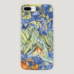 Пластиковый чехол Ирисы Ван Гог на iPhone 7 Plus