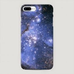 Пластиковый чехол Яркие звезды на iPhone 7 Plus