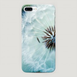 Пластиковый чехол Пух одуванчика на iPhone 7 Plus