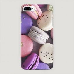 Пластиковый чехол Пирожные на iPhone 7 Plus