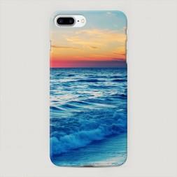 Пластиковый чехол Прилив на iPhone 7 Plus