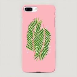 Пластиковый чехол Summer vibes на iPhone 7 Plus