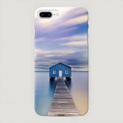 Пластиковый чехол Домик на воде на iPhone 7 Plus