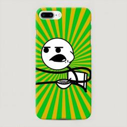 Пластиковый чехол Pfff на iPhone 7 Plus