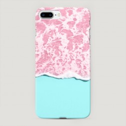 Пластиковый чехол Розовая вода на iPhone 7 Plus