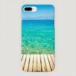 Пластиковый чехол Пирс на iPhone 7 Plus