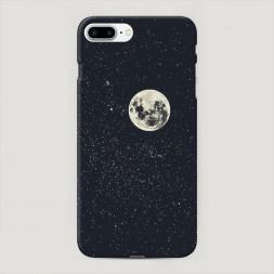 Пластиковый чехол Полнолуние на iPhone 7 Plus