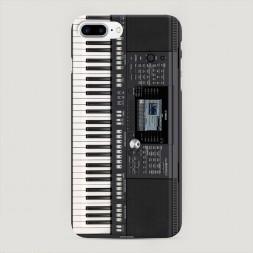 Пластиковый чехол Синтезатор на iPhone 7 Plus