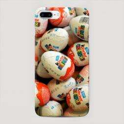 Пластиковый чехол Киндер сюрприз на iPhone 7 Plus