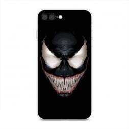 Силиконовый чехол Веном на iPhone 7 Plus