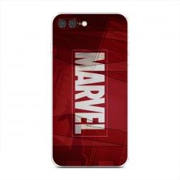 Силиконовый чехол Марвел на iPhone 7 Plus