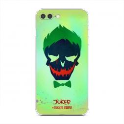 Силиконовый чехол Джокер на iPhone 7 Plus