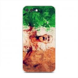Силиконовый чехол Макгрегор Ирландия на iPhone 7 Plus