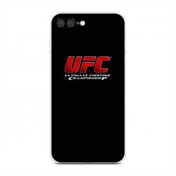 Силиконовый чехол UFC на iPhone 7 Plus
