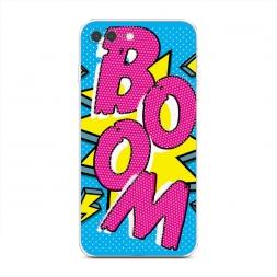 Силиконовый чехол Boom на iPhone 7 Plus